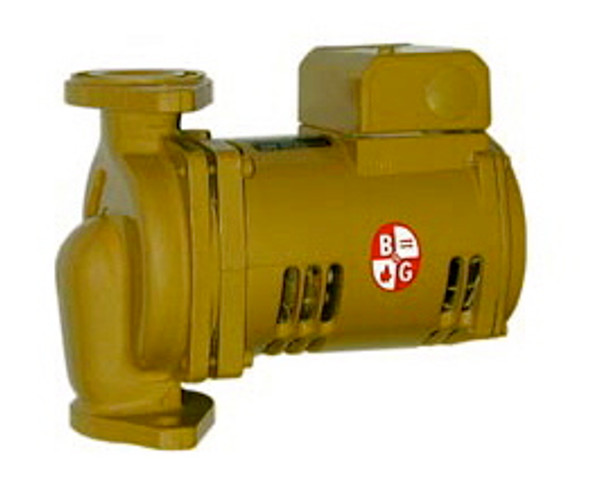 1BL003LF Bell & Gossett PL-36B Bronze Booster Pump with 1/6 HP Motor