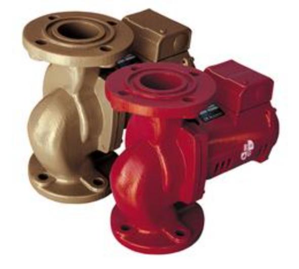 """1BL072LF Bell & Gossett PL-130B/3"""" Bronze Pump 2/5 HP Motor"""