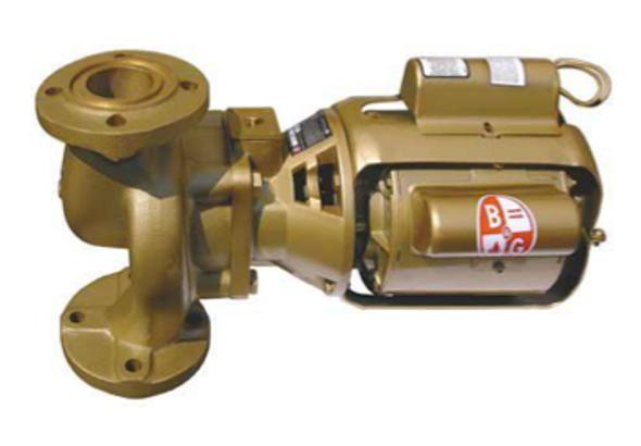 102233LF Bell & Gossett 2 AB Bronze Pump 1/6 HP Motor