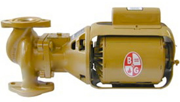 102213LF Bell & Gossett HV BNFI Bronze Circulating Pump