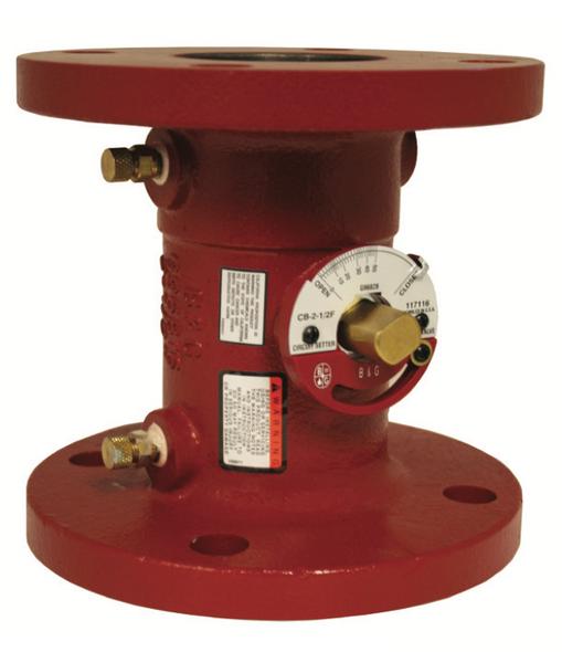 117116 Bell & Gossett Circuit Setter Balance Valve CB-2-1/2F (Flanged)