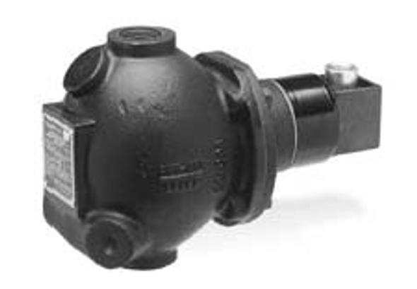 143702 McDonnell & Miller Mechanical Low Water Cut Off 64A-M