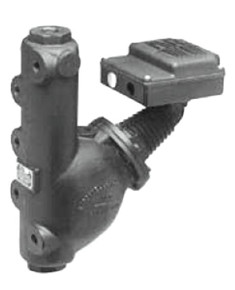 175402 McDonnell & Miller 157S-M Hi Pressure Level Control