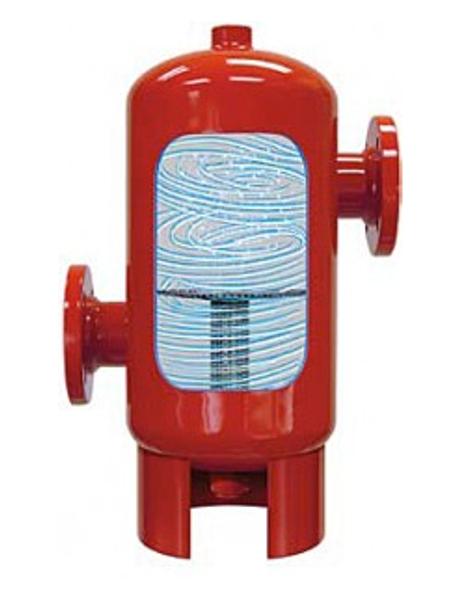 R-12F Bell & Gossett Rolairtrol Flanged Separator W/Strainer 5360-12F-12-003