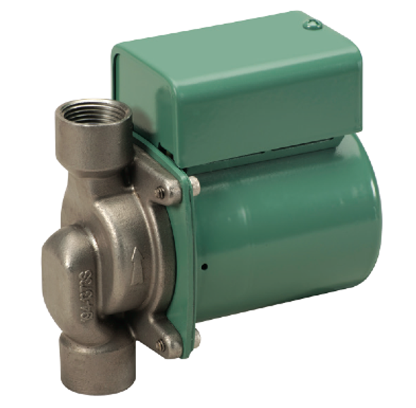 """006-ST4 Taco Stainless Steel Pump With 3/4"""" Threaded Connection"""