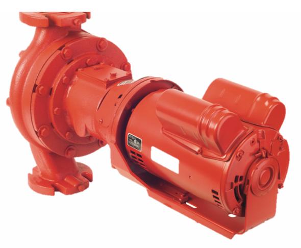 116515-136A Armstrong H-67-3 Cast Iron Pump 1HP 1PH