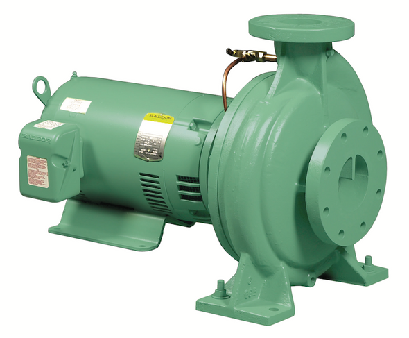 Taco Model CI-1507C Close-Coupled End Suction Pump 1/2 HP