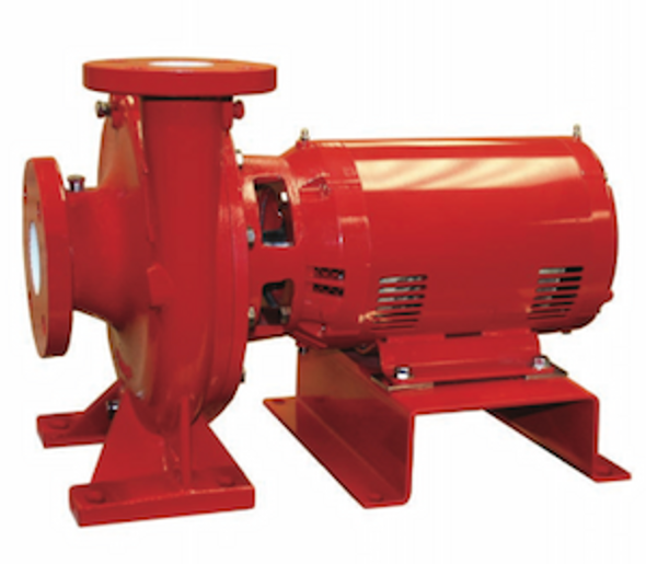 Bell & Gossett Series e-1532 1.5BC 3HP 1750 RPM 3PH ODP Pump