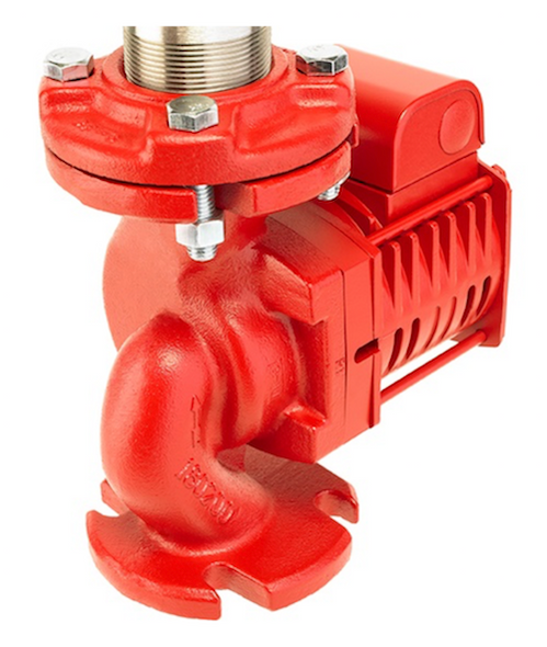 "182212-669 Armstrong E33.2 2"" Cast Iron Circulating Pump"