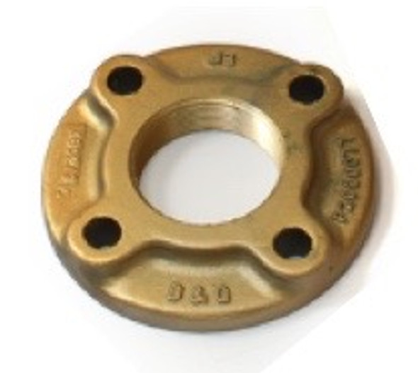 "101218LF Bell & Gossett Bronze Flange Set 3"""