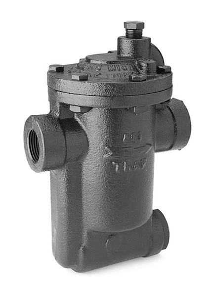 "881 - 1"" Armstrong Inverted Bucket Steam Trap 1/8"" With Strainer"