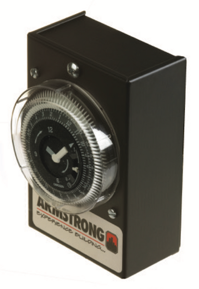 810223-130 Armstrong Astro Series 24 Hour Clock Timer