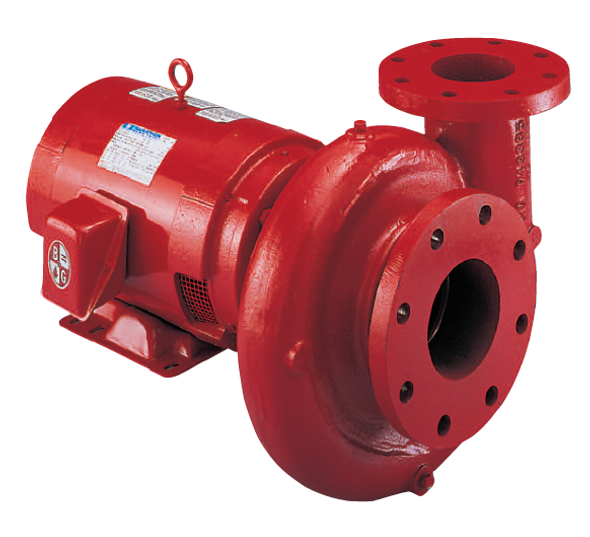 Bell & Gossett Series 1531 Model 1-1/4BC Pump 7-1/2 HP 3500 RPM Motor