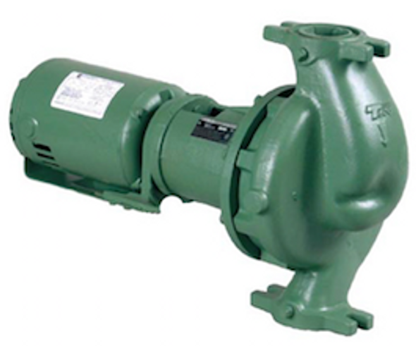 Taco 1611E3E1 1PH 1/4HP 1600 Series In-Line Centrifugal Pump