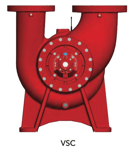 P75618 Bell & Gossett Volute For VSC Series Pumps