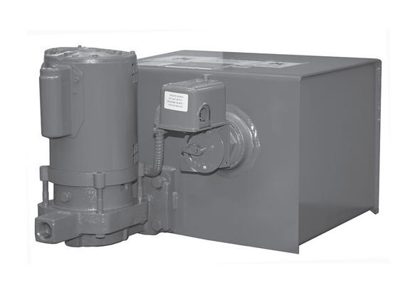 160012 Hoffman Watchman WCS-12-20-B Steam Condensate Pump