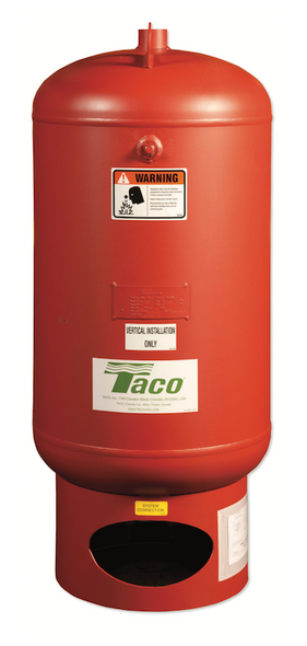 CBX130-125 Taco CBX Vertical Bladder Expansion Tank 34 Gal