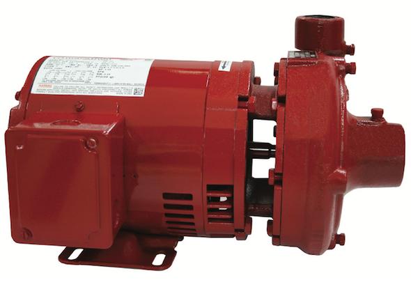 168318LF Bell & Gossett e3511T Series e-1535 Pump 3HP