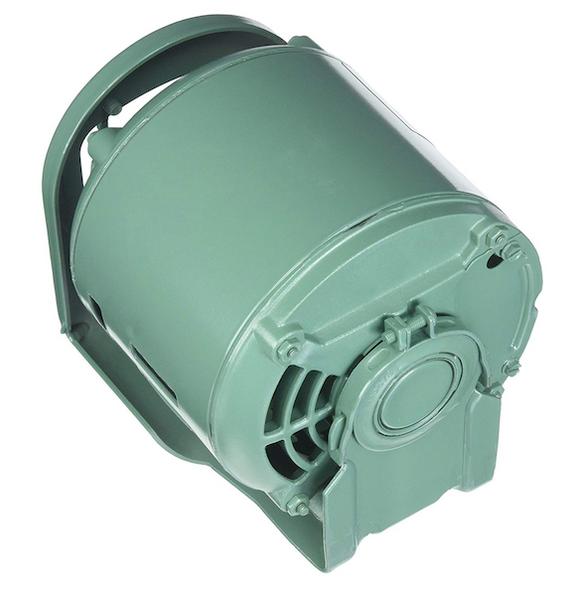 132-096 Taco Motor 1/2 HP 115/230/60/1 Single Phase