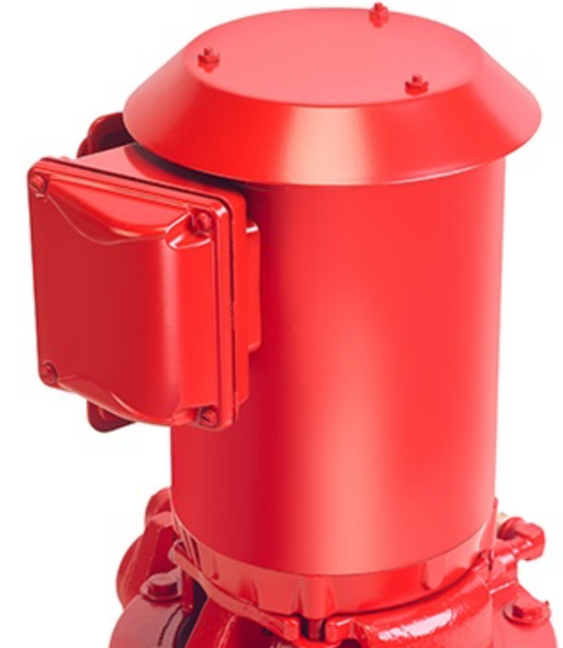 84001419-083 Armstrong 4382 Pump Motor 3 HP