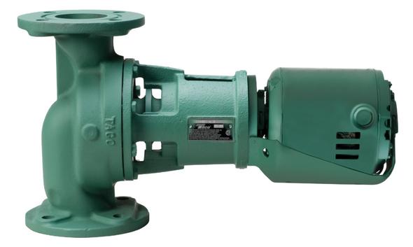 132 Taco Cast Iron Pump 1/2 hp 115/230 1 PH