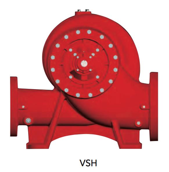 P5001134 Bell & Gossett Series VSH Volute 6x8x10.5B