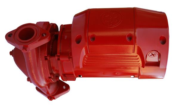179213LF Bell & Gossett e9054S-ECM Motor Inline Pump 1.5AAB 230V