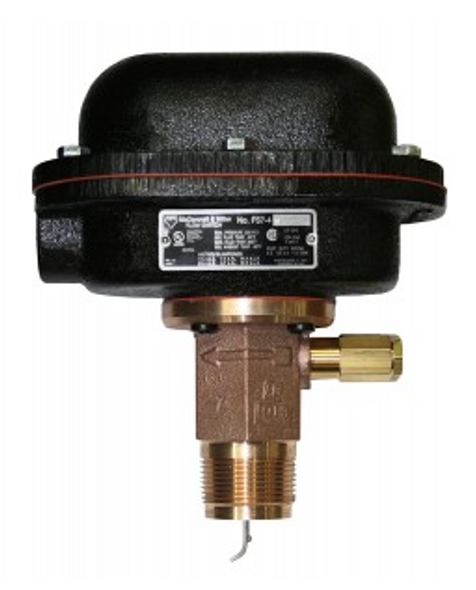 "120191 McDonnell & Miller FS7-4SW - 1-1/4"" Flow Switch"