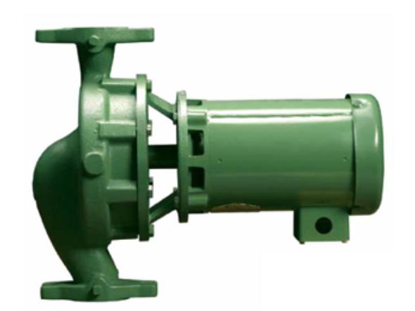 1911E1E1 Taco Cast Iron Centrifugal Pump 3HP 3 Phase