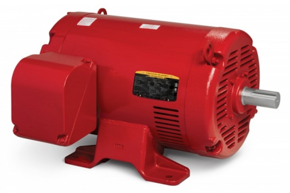 432332-064 Armstrong Pump Motor 1-1/2HP 1740 RPM