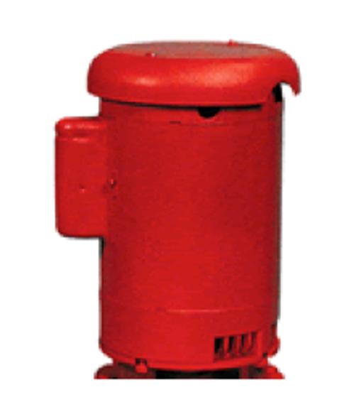169220 Bell & Gossett 5 HP Motor 3 Phase 3450 RPM