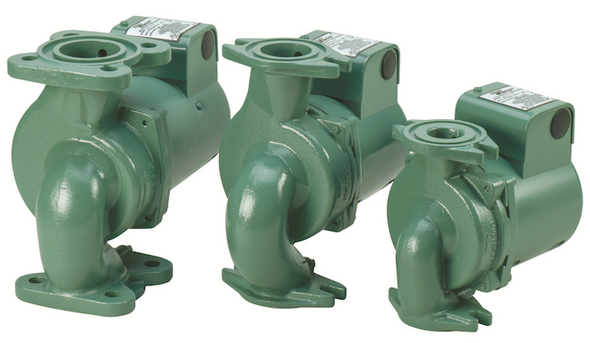 2400-60-3P Taco 2400 Series Cast Iron Circulating Pump 1/6HP