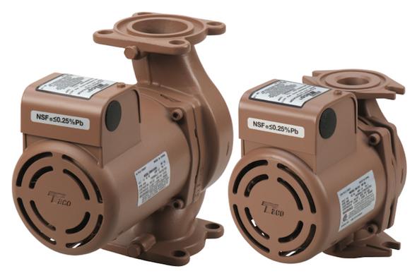 2400-65S-3P Taco 2400 Series Stainless Steel Circulating Pump