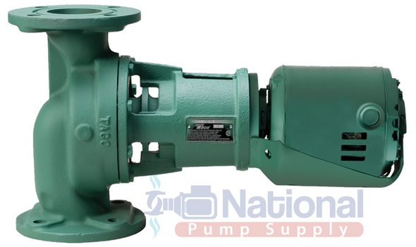 138 Taco Cast Iron Three Piece Circulating Pump 1 HP