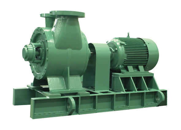 Taco TC060410 TC Series Vertical Split Case Centrifugal Pump