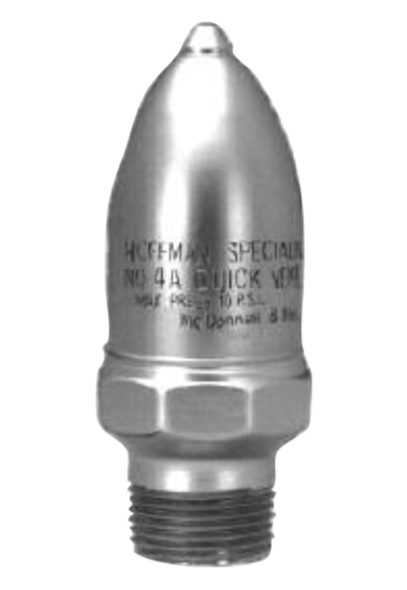 401413 Hoffman Model 4A Air Valve Non-Vacuum