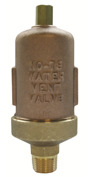 401485 Hoffman Model 78 Water Main Vent Valve