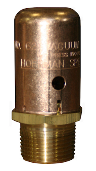 401446 Hoffman Model 62 Vacuum Breaker