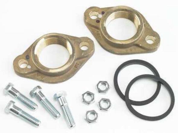 "816009-941 Armstrong 1-1/2"" Bronze Flange Set"