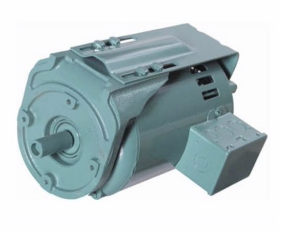 1661-022RP Taco Motor 1/2HP 3PH With Cradle