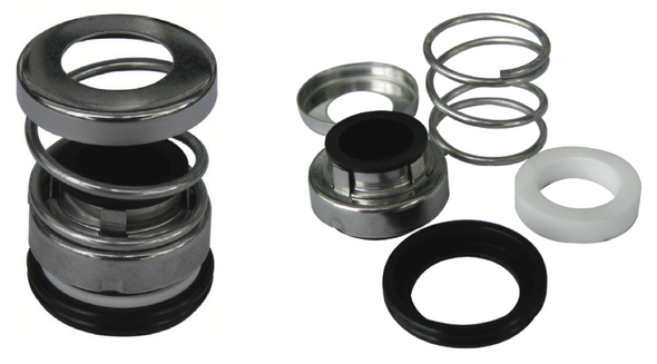 P5004737 Bell & Gossett Mechanical Seal Assembly FEPM(AflasA/SiC/SiC