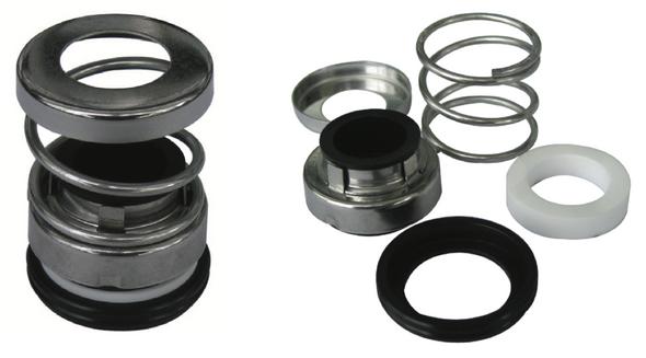 P5004739 Bell & Gossett Mechanical Seal Assembly FEPM(AflasA/SiC/SiC