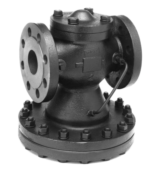 "402538 Hoffman Series 2300 Pressure Reducing Main Valve 2-1/2"" Flanged"