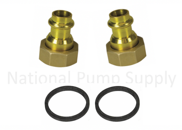 "UFS-050P Taco 1/2"" Union Press Fitting Assembly Set"