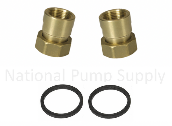 "UFS-075T Taco 3/4"" Union FNPT Fitting Assembly Set"