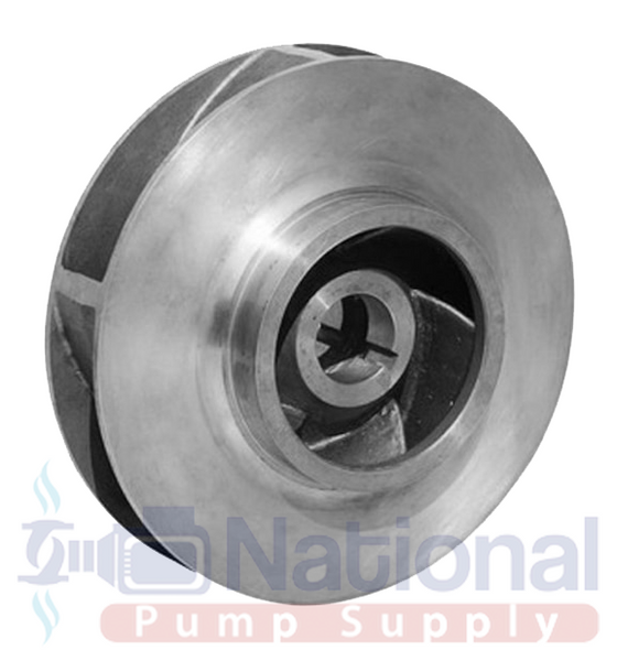 131-075SRP Taco Stainless Steel Impeller Assembly 4.8""