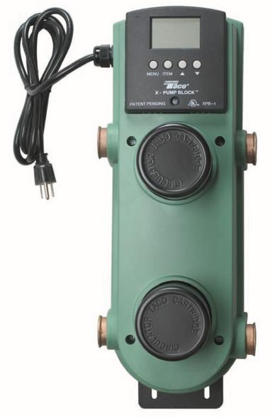 XPB-1 Taco X-Pump Block