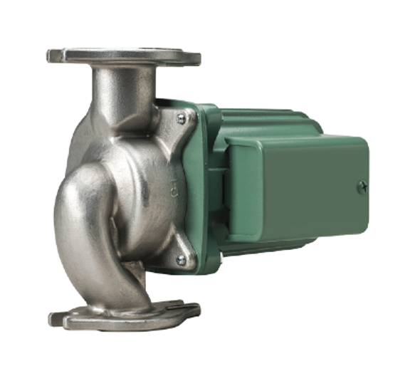 0014-SF1-IFC Taco Stainless Steel Pump Flanged Rotated
