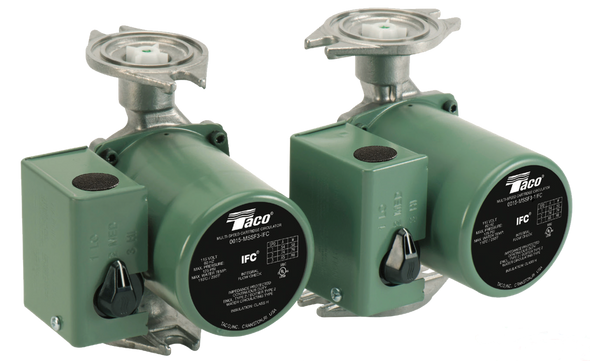 0015-MSSF3-IFC Taco Stainless Steel Pump 3-Speed Flanged