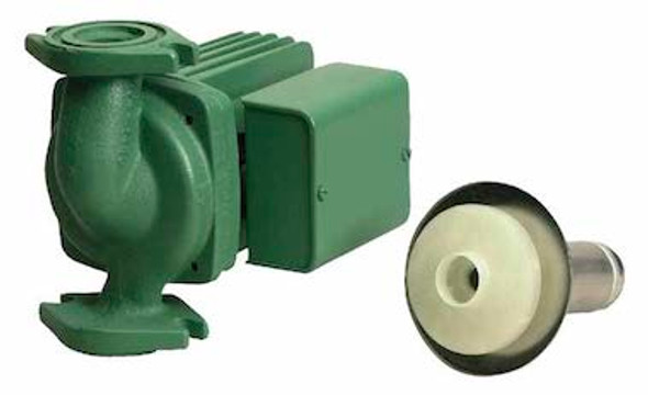 0013-F3-1IFC Taco Cast Iron Cartridge Circulator Flanged Rotated